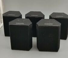 Samsung PS-FS1-1 Surround Speakers System (Set Of 5) Satellite unit  3 Ohm