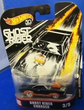 MARVEL COLLECTOR 50TH HOT WHEELS GHOST RIDER CHARGER #3 OF 5 , NEW 2018 CREASE