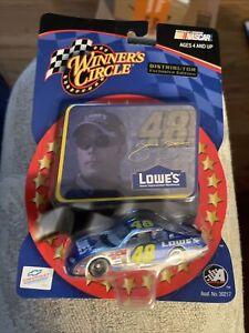 2002 Jimmie Johnson #48 Lowe's Winners Circle Distributor Exclusive Edition 1/64