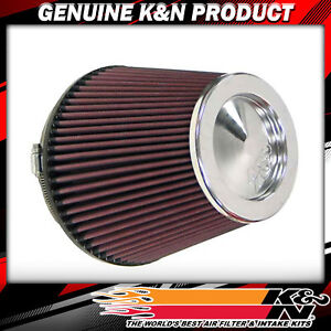 K&N Filters Fits 99-18 Dodge Ram Ford Chevrolet Universal Air Cleaner Assembly