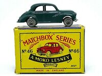 Matchbox Lesney No.46a Morris Minor 1000 In Type 'B2' Series MOKO Box