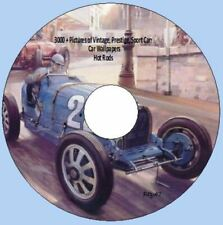 Over 3000 Pictures of Cars on DVD Rom