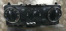 MERCEDES W169 A Class A150 Climate Heater Control Panel