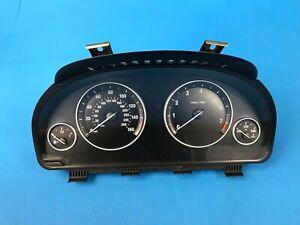 12 13 BMW F07 F10 528I 535I 550I INSTRUMENT CLUSTER SPEEDOMETER GAUGE 101K