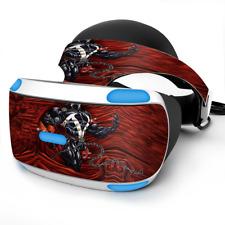 Skin Wrap for Sony Playstation PSVR Headset comic book superhero