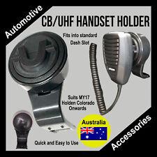 Holden Colorado CB/UHF handset holder