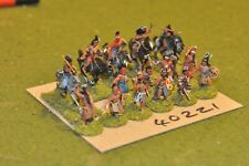 25mm ACW / indians - warriors 15 figures - cav (40221)