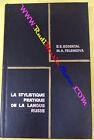 book libro D.E. Rosental M.A.Telenkova LA STYLISTIQUE PRATIQUE LANGUE RUSSE(L13)