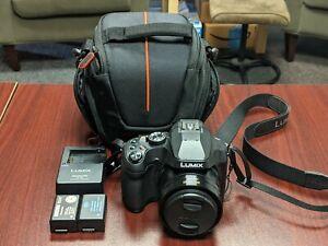 Panasonic Lumix FZ80 18.1MP Digital Camera  20-1200mm, 4K - EXCELLENT CONDITION