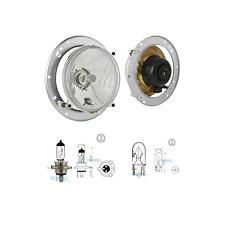 Phares + Ampoules 1xh4 1 xstandlicht w5w-Deutz Série 07 AGROCOMPACT DX