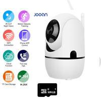 JOOAN 1080P WiFi IP Camera Home Security Baby Monitor IR Night Vision FHD CCTV