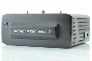 【EXC++】Mamiya RZ67 Winder II for RZ67 Pro Pro II from JAPAN #432A