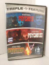 Psycho Ii / Psycho Iii / Psycho Iv - The Beginning [Triple Feature]
