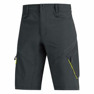 Gore Bike Wear Element Bike Shorts TELESP990007 Black & Safety Yellow S