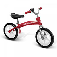 UNIQUE Glide and Go Balance Bicycle Kids Fun Pedal-Free Bike BRAND NEW SEALED
