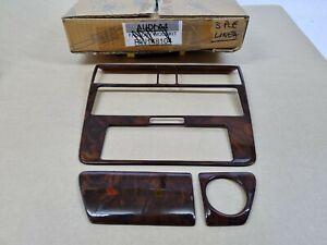 AUDI A4 B5 (1994 - 1999) LINEA RADIO SURROUND, ASH TRAY DASH - WOOD KIT WALNUT