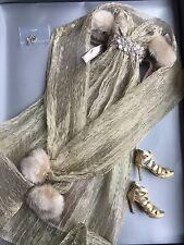 """Tonner Wilde Imagination 18.5"""" Evangeline Ghastly Moonlit Fog Doll Clothes Outft"""