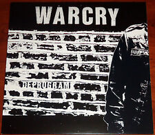 Warcry - Deprogram LP / Vinyl (2007) Hardcore Punk