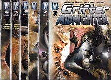 GRIFTER MIDNIGHTER #1-#6 SET (NM-) WILDSTORM COMICS, CHUCK DIXON