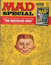 Mad Magazine Special No. 9 Appears to be complete EX 112415DBE