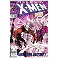 Uncanny X-Men (1981 series) #247 in NM minus condition. Marvel comics [*zn]