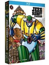 Jeeg robot d'acciaio - Vol. 1 (3 Blu-Ray Disc) - ITALIANO ORIGINALE SIGILLATO -