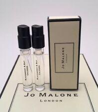 2x Jo Malone Blackberry & Bay Cologne Sample Sprays 1.5ml each - New