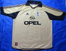 1999-2000 AC MILAN Centenary Fourth Shirt ADIDAS 1899 /100th season /men// XXL