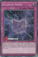 ♦Yu-Gi-Oh!♦ Illusion Noire/Black (Magicien) : YGLD-FRC00 -VF/SECRET RARE-