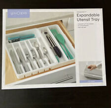 YouCopia DrawerFit Expandable Utensil Tray