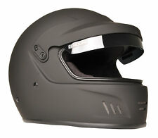 Conquiste Full Face Rally Racing Casco Snell SA2015 FF Rally