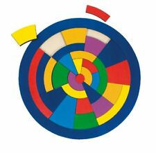 Puzzles en bois avec 15 - 25 pièces