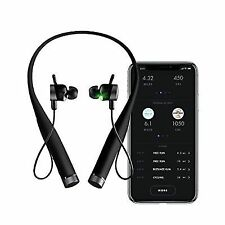 Lifebeam VI AI Artificial Intelligence Personal Trainer Bluetooth Headphones