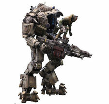 "PLAY ARTS KAI ATLAS TITANFALL ARMOR ROBOT 10"" ACTION FIGURE STATUE NEW No BOX"