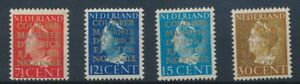 [324871] Netherlands 1940 good set very fine MH official stamps value $90