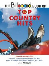 The Billboard Book of Top 40 Country Hits by Joel Whitburn Expanded
