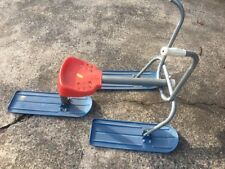 RARE Antique Vintage Snow Speeder Snow Sled Duracool