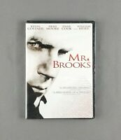 Mr. Brooks (DVD, 2009) Kevin Costner, Demi Moore, Dane Cook, William Hurt - NEW