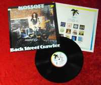 LP Paul Kosoff: Back Street Crawler (Island ILPM 9264)