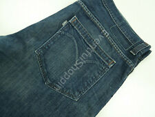 Vintage Levis SilverTab True Straight Destroyed Ripped Denim Jeans Size 34x30