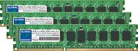 12gb 3x4GB DDR3 800/1066/1333mhz 240-pin ECC Enregistré Rdimm Serveur Ram 6r Nc