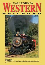 * Pentrex DVD: CALIFORNIA WESTERN RAILROAD - New!