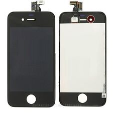 Black iPhone 4 CDMA LCD Display Touch Screen Digitizer Glass Assembly Verizon