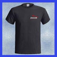 Jaguar Racing Logo Luxury Sport Car NEW Men's Black T-Shirt S M L XL 2XL 3XL