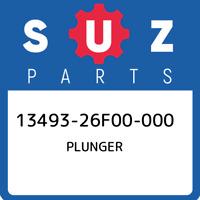 13493-26F00-000 Suzuki Plunger 1349326F00000, New Genuine OEM Part