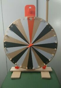 IKEA Wheel of Fortune LUSTIGT Game Spin a Prize Game Party (MISSING 2 STUDS)