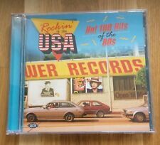 VARIOUS - Rockin' In The USA - Hot 100 Hits Of The 80s (2018 Ace CD Remaster)