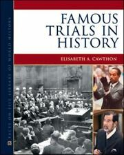 Famous Trials in History-ExLibrary