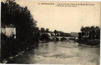 CPA Périgueux-Les bords de l'Isle et le Pont de la Cité (232681)