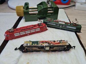 Spur Z Digital Umbauplatine BR 103 und BR 151 Modelle